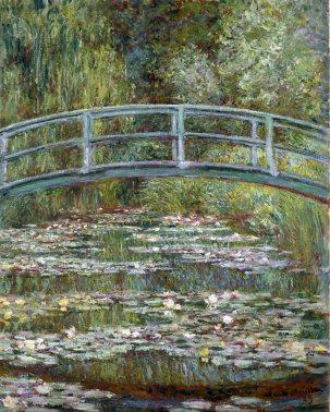 Claude Monet, Lo stagno delle ninfee, 1899