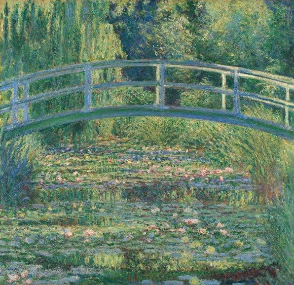 03 Claude Monet, Lo stagno delle ninfee, 1899