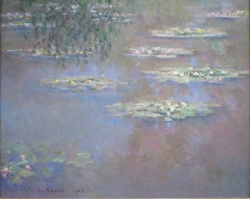 Claude Monet, Ninfee, 1903
