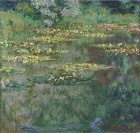Claude Monet, Lo stagno delle ninfee, 1904