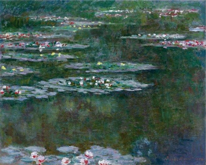 Claude Monet, Ninfee, 1904
