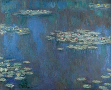 Claude Monet, Ninfee, 1905