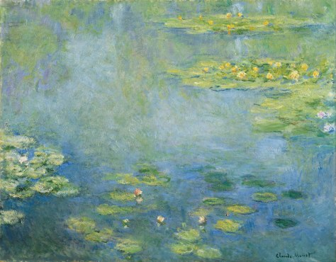 Claude Monet, Ninfee, 1906