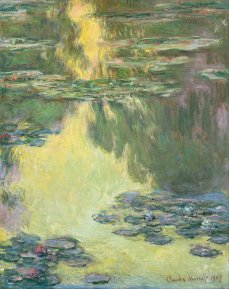 Claude Monet, Ninfee, 1907