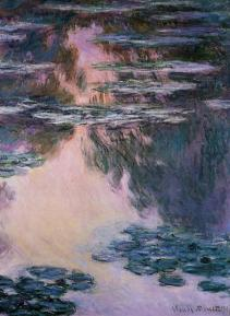 14 Claude Monet, Ninfee, 1907