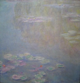 Claude Monet, Ninfee, 1908