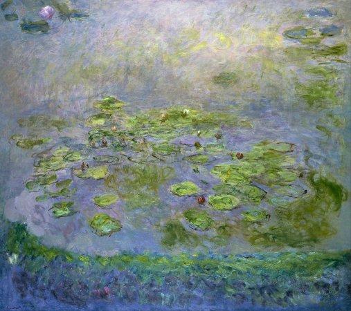 Claude Monet, Ninfee, 1914-17