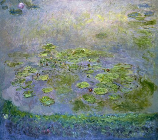 Claude Monet, Ninfee, 1914-17