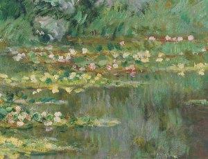 Claude Monet, Lo stagno delle ninfee, 1904 - particolare