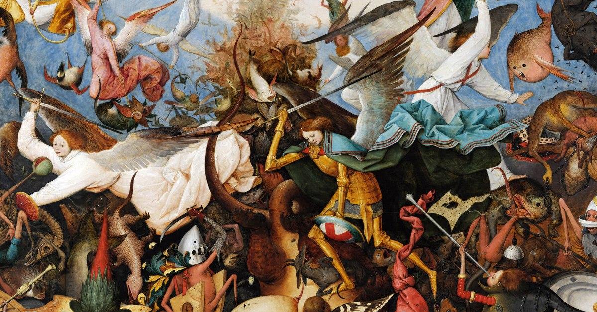 La Caduta degli angeli ribelli di Bruegel il Vecchio: come interpretare questo capolavoro fiammingo complesso e affascinante?