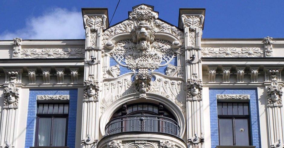 Riga-art-nouveau-edifici