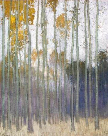 Johann Walter, Foresta (sole mattutino), 1904