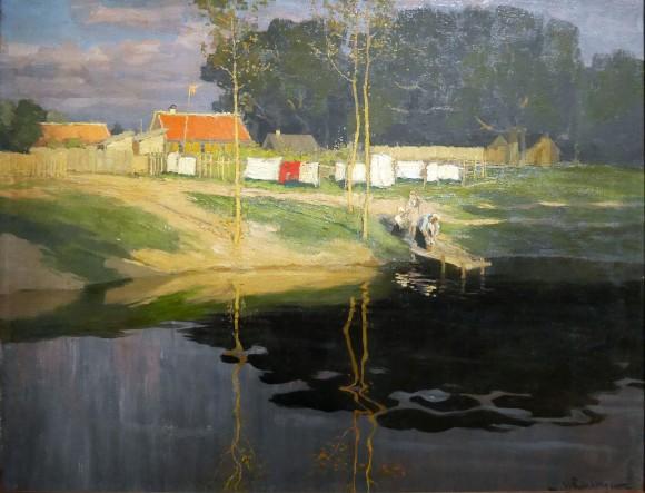 Johann Walter, Sabato sera, 1900