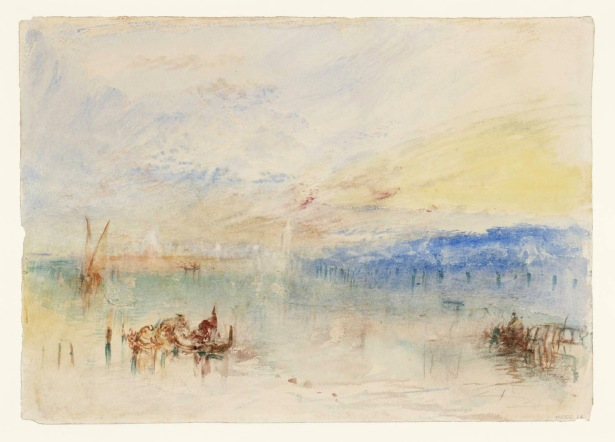 The Approach to Venice 1840 Joseph Mallord William Turner 1775-1851 Accepted by the nation as part of the Turner Bequest 1856 http://www.tate.org.uk/art/work/D32153