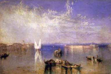 Joseph Mallord William Turner, Campo Santo, 1842
