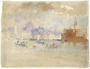 Venice from the Lagoon 1840 Joseph Mallord William Turner 1775-1851 The Fitzwilliam Museum, Cambridge http://www.tate.org.uk/art/work/TW0108