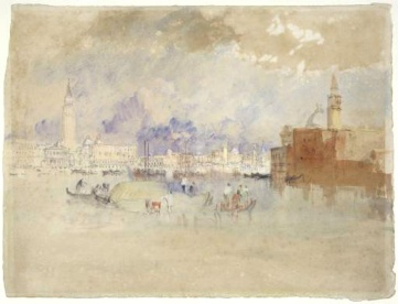 Venice from the Lagoon 1840 Joseph Mallord William Turner 1775-1851 The Fitzwilliam Museum, Cambridge http://www.tate.org.uk/art/work/TW0108