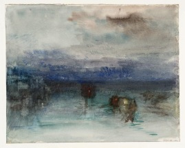 Venice: Moonlight on the Lagoon 1840 Joseph Mallord William Turner 1775-1851 Accepted by the nation as part of the Turner Bequest 1856 http://www.tate.org.uk/art/work/D32176