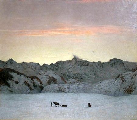 cesare maggi, il ritorno, 1909