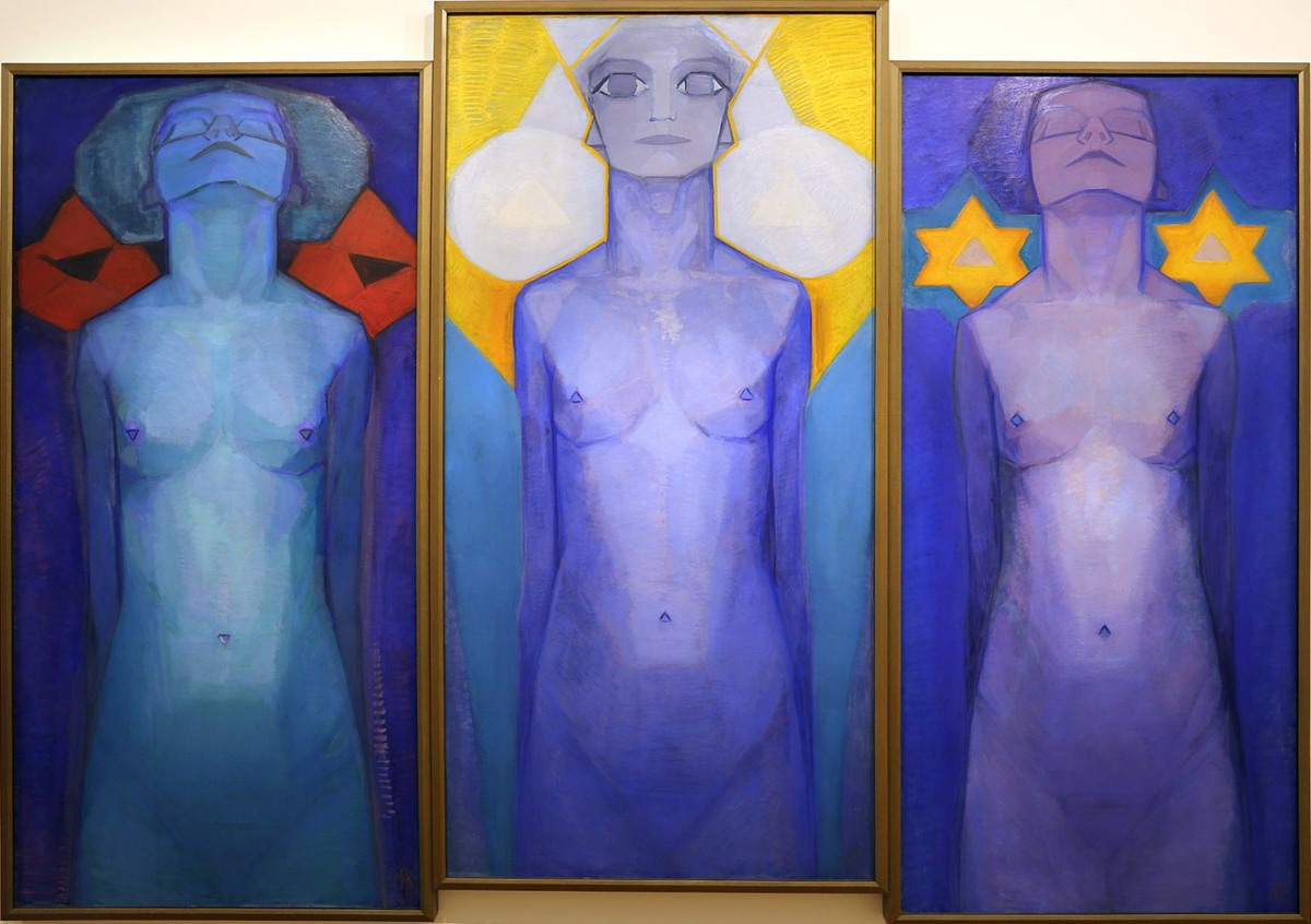 Quadro della settimana #67: Evoluzione di Piet Mondrian