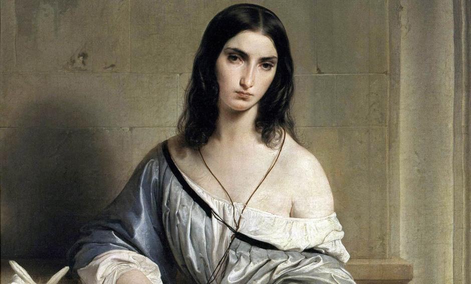 francesco hayez, malinconia, 1840-42 part