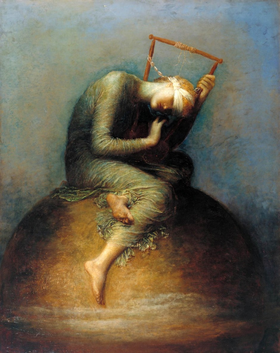 george frederic watts, speranza, 1886