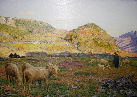 Carlo Fornara, Ultimi splendori d'autunno, 1897-1905