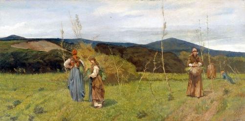 Giovanni Fattori, Le macchiaiole, 1866 circa