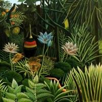 Quadro della settimana #73: 'Il sogno' di Henri Rousseau