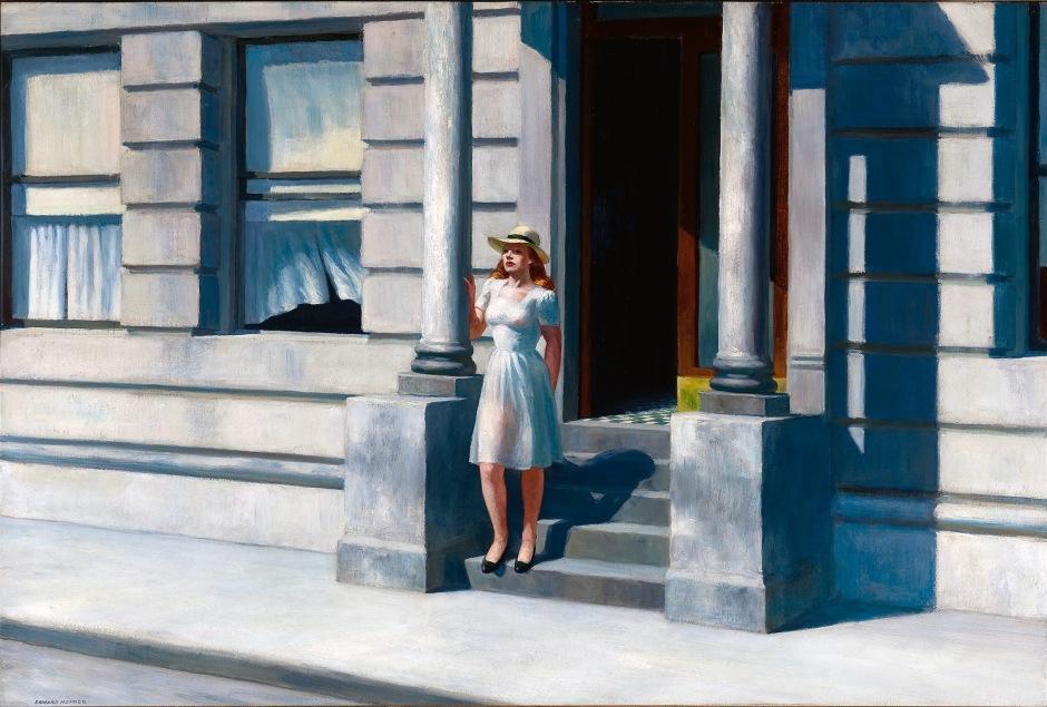 Edward Hopper, Estate, 1943