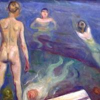 'L'arte è il sangue del nostro cuore': le opere di Munch nel Museo Nazionale di Oslo
