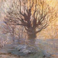František Kupka, L'albero, 1906