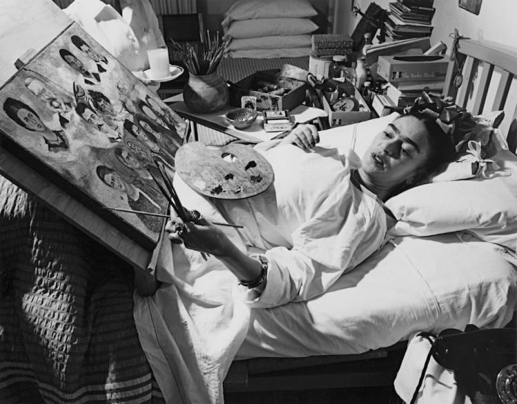 Frida Kahlo: il momento in cui il dolore si fa arte – La sottile linea d'ombra