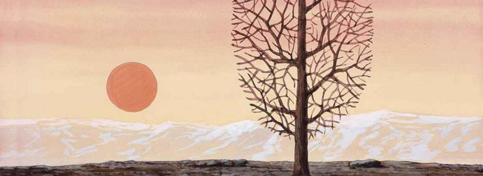 René Magritte, La ricerca dell'assoluto, 1960-blog-poesia