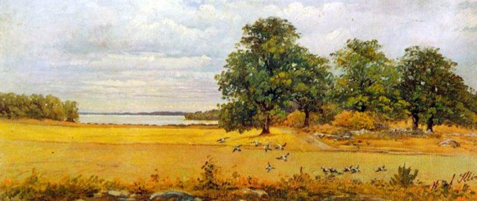 Hilma Af Klint, Tarda estate, 1903